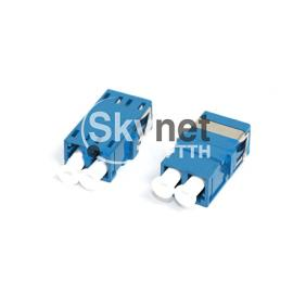 SK Network ODF LC Duplex fiber optic cable adapter without Flange