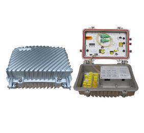 SK-OR-1000NBR-Ⅱ Outdoor 2-output Optical Receiver