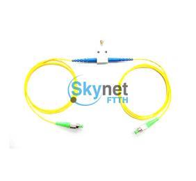 SK FC ST LC SC MU Fiber Optic Attenuator for SM MM Fiber