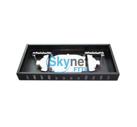 SK SC / APC ODF Fiber Optic Panel with 12 core Optical Fiber Pigtail