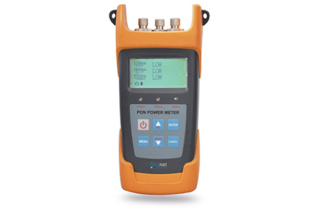 PON Optical Power Meter—SK3213 series