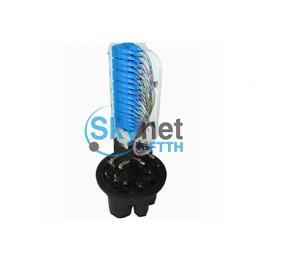 SK Fiber Optic Splice Closure 144core with SC / APC Fiber Optic Connector