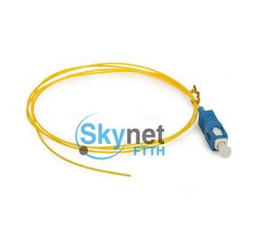 SK PVC LSZH LC Pigtail Fiber Optic 1~ 144 core for Data processing networks