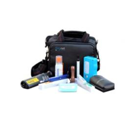 SK5002A Deluxe Fiber Optic Cleaning Kits- 8pcs