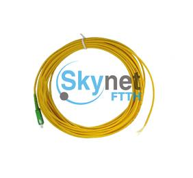 SK 2.0mm 3.0mm Fiber Optic Pigtail Simplex , Duplex with ROHS Certificate