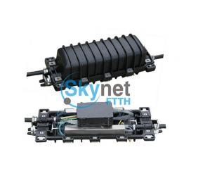 SK 48 Core Aerial Fiber Optic Splice Closure for Duct / Direct Buried